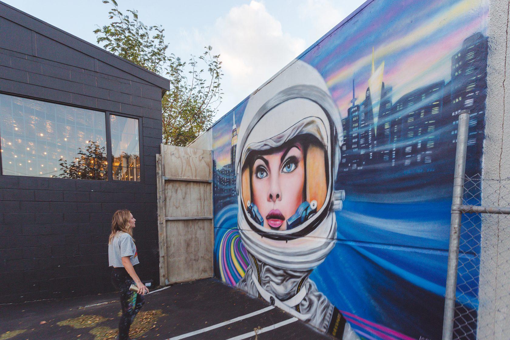 Emily Gardner – Street Artist