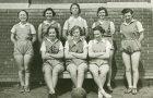 The 1934-35 Regina College women's basketball team