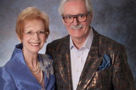 Elmer Brenner and Roberta McKay