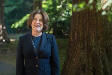 Dr. Elizabeth Bryce BSc'78 (Campion College)