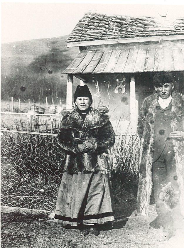 Louis and Martha Taweyaka