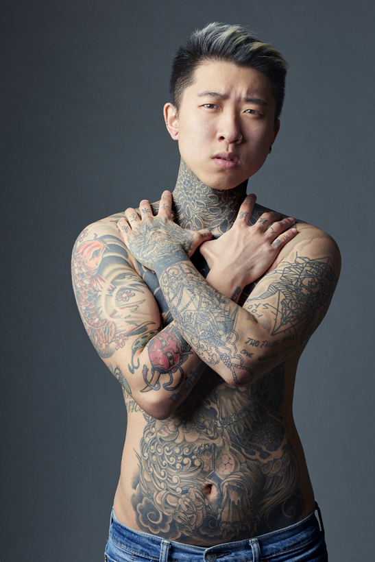 Asher Chen