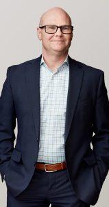 Eric Dillon CEO of Conexus and a long-time mentor to Moolla.