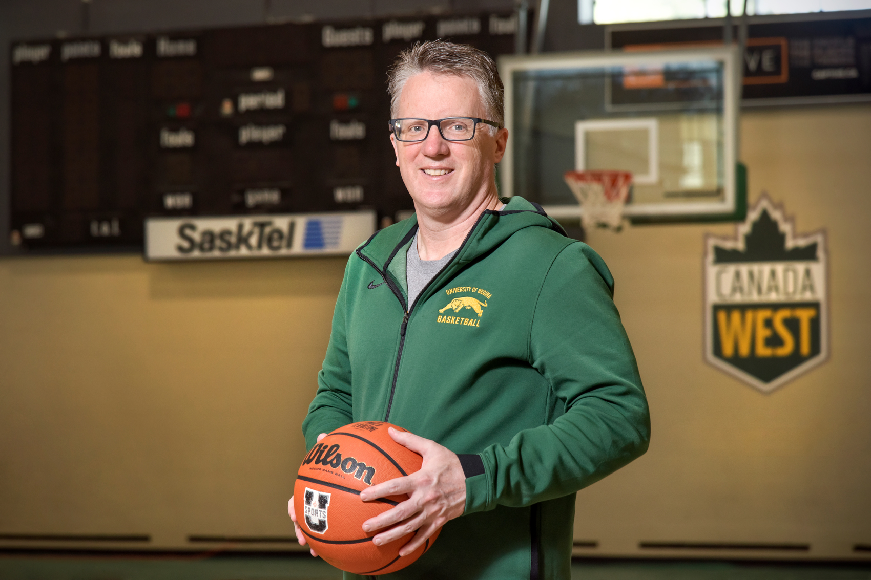 Dave Taylor, Cougars women's basketball head coach, had the pleasure of coaching Dobner for three and a half years.