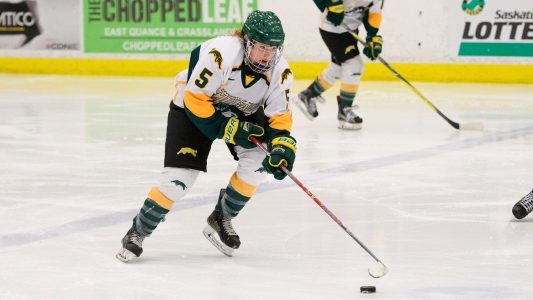 : Magwood is one of just three players in Cougars women's hockey history to score 100 points or more. She was a three-time recipient of Canada West second-team all-star honours, named to the CIS All-Rookie Team year and finished with 48 goals and 53 assists.