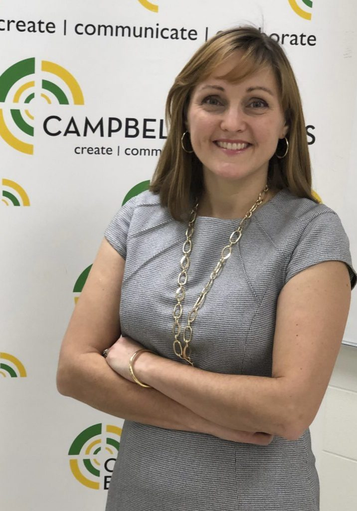Jill Labas BAdmin'01, BEd'05 has been teaching business at Regina's Campbell Collegiate for four years and is a close friend of Moolla's. (Photo courtesy of Jill Labas)